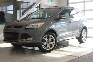 2013 Ford Escape SEL-Nav-Heated Leather Seats-Power Liftgate
