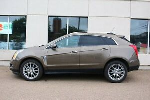 2015 Cadillac SRX Premium AWD FULLY LOADED 1 OWNER LOW KM FINANC Edmonton Edmonton Area image 2