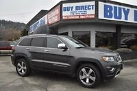 2015 Jeep Grand Cherokee Limited 4dr 4x4