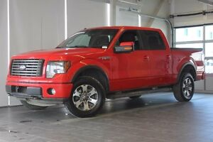 2012 Ford F-150 FX4-Backup Sensors/Camera-Remote Start-Trailer B