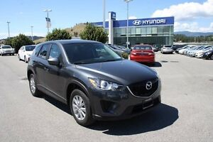 2014 Mazda CX-5 GX All-wheel Drive Sport Utility