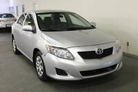 2010 Toyota Corolla Corolla CE enhanced convenience package 5-sp