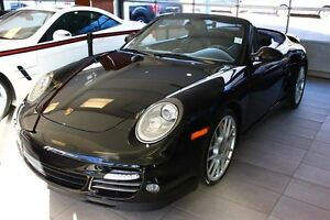 2011 Porsche 911 Turbo S AWD CABRIOLET FINANCE AVAILABLE