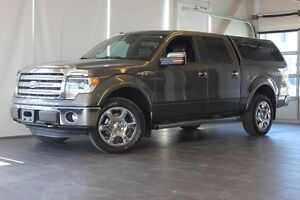 2013 Ford F-150 Lariat-Moon Roof-Nav-Heated/Cooled Seats
