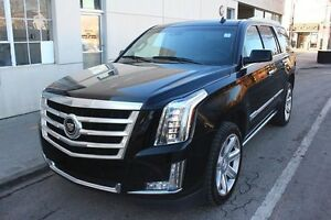 2015 Cadillac Escalade Premium BLACK ON BLACK LOADED FINANCE AVA