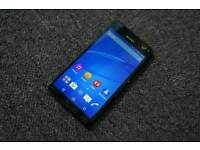 Sony Xperia z3 compact d5803/ clean and unlocked/ 20MP camera /cash or swaps