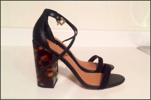 Never Worn ASOS Strappy Heels
