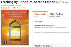 Teaching by Principles, Second Edition