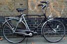 Omabike Opafiets dutch bike BATAVUS - 7 speed Shimano NEXUS, size 23in, comfy city bike