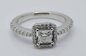 $7K RAND Diamond Engagement Ring - Stunning! Melbourne CBD Melbourne City Preview