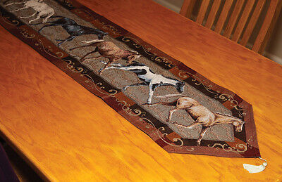 NWT Country Western Horses Table - Western Table