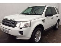 LAND ROVER FREELANDER 2 2.2 - Bad Credit Specialist - No Credit Scoring Available