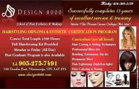 Certified Beauty and hair academy and hair school