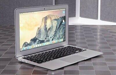 Apple MacBook Air (11-inch Early 2015) 1.6 GHz i5 8GB RAM 128 GB