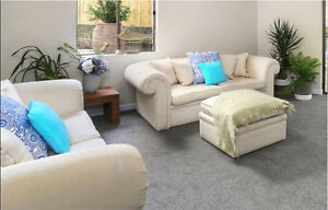 2 Large cream couches + ottoman Narraweena Manly Area Preview