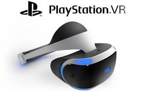 ★PlayStation 4 PS VR Headset (NEW With 12 Months Warranty) Logan Village Logan Area Preview