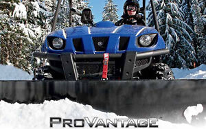Warn Provantage UTV Side by Side Snow Plow Canada Shipping
