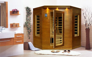 Infrared Saunas upto 40% off at CNE - AcuRelax Brand