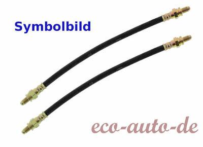 2 x Bremsschlauch HA für OPEL AGILA