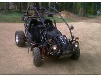 Road registered buggy WANTED