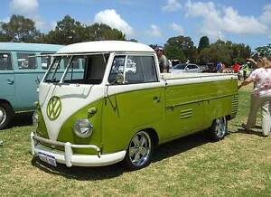 1960s to 1980s Volkswagen Kombi Ute or Dual cab Surfers Paradise Gold Coast City Preview