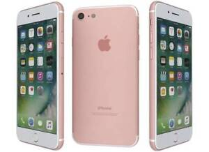 iPhone 7 Rose Gold Unlocked BRAND NEW in unopened box