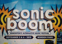 $250 for 2 Sonic Boom Weekend Passes