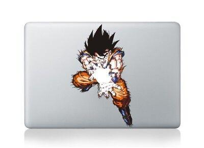 "Dragon Ball Goku Viny Decal Skin Sticker  for Macbook Air/Pro/Retina 13""15""17"""
