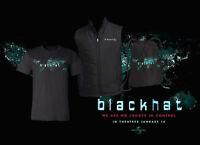 Universal Studio Movie Blackhat T-Shirt and Bag BELOW COST
