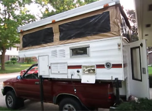 Wanted:  Slide-In PopUp Truck Camper