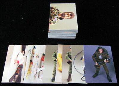 1994 Comic Images GI Joe 30th Salute Trading Card Set (90) Nm/Mt