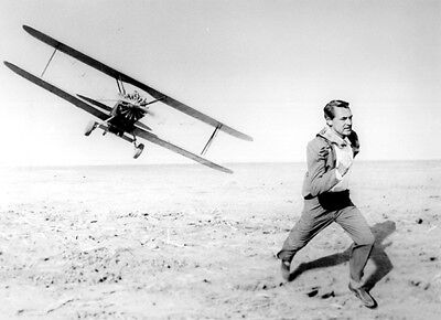 Cary Grant - North By Northwest - Movie Still Poster