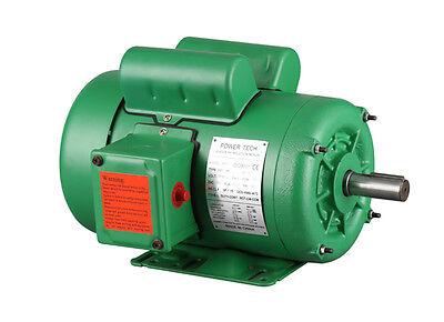 Farm Duty Motor 1.5hp 78 Shaft Single Phase 115230v 145t 1750 Rpm Tefc