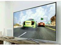 "Samsung 40"" 4k UHD new KU Series LED SMART WI-Fi TV BUILT IN HD FREEVIEW ."