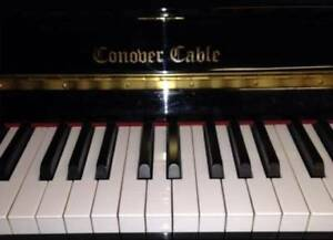 Piano Conover-Cable Bridport Dorset Area Preview