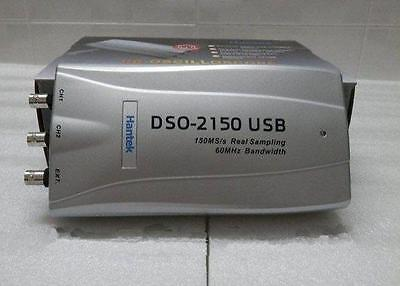 Hantek Dso-2150 Pc Usb Digital Oscilloscope Scopemeter 60mhz 150msas 64k