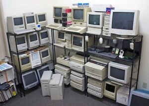 Your old Macs!