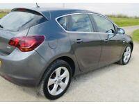 (DIESEL 2011-11 PLATE)VAUXHALL ASTRA SRI CDTI DIESEL*MOT-25/10/2021*like Ford Focus renault megane