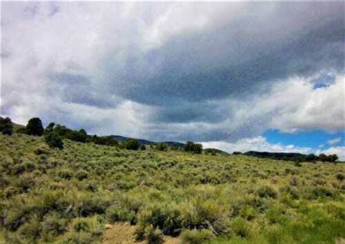 10 ACRE UTAH RANCH LAND TREED LOT W/COUNTY ROAD~NEAR SAWTOOTH NAT.FOREST & IDAHO