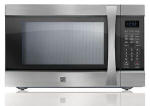 ~~~Brand New Kenmore 1.5 cu.ft. over the range microwave