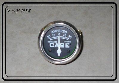 Case Tractor Amp Gauge Fits Case C L R Rc D Dc Di Do La Lai S Sc V Va