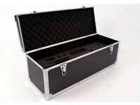 Aluminum Carrying Case Black Edtion length =124 hight=60 wide=55 very large