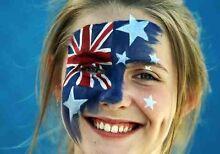 Face Painter, Kids Party Host. Sit back enjoy, let me do Robina Gold Coast South Preview