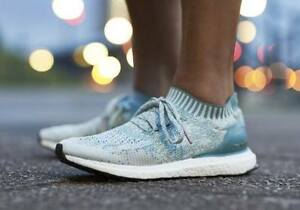 Ultra boost uncaged Crystal white Size 11W/10Men