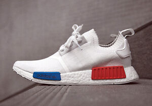 Looking to buy Adidas NMD size 8.5/9 West Island Greater Montréal image 1