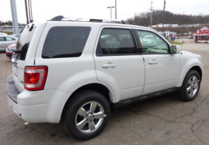 Fully Loaded 2011 Ford Escape Limited for Sale!