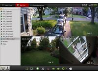 CCTV & Digital Security Systems Installation in TW and KT Areas