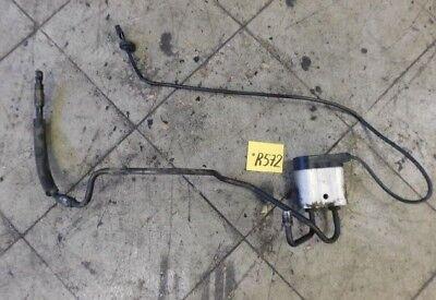 SL  R129 Hydraulikregler Ventil Hydraulik links  mit Leitung 1293270725