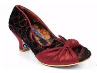 Fabulous Irregular Choice Shoes size 5 - brand new, RRP: £75.00