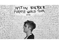 Justin Bieber x2 - Dublin